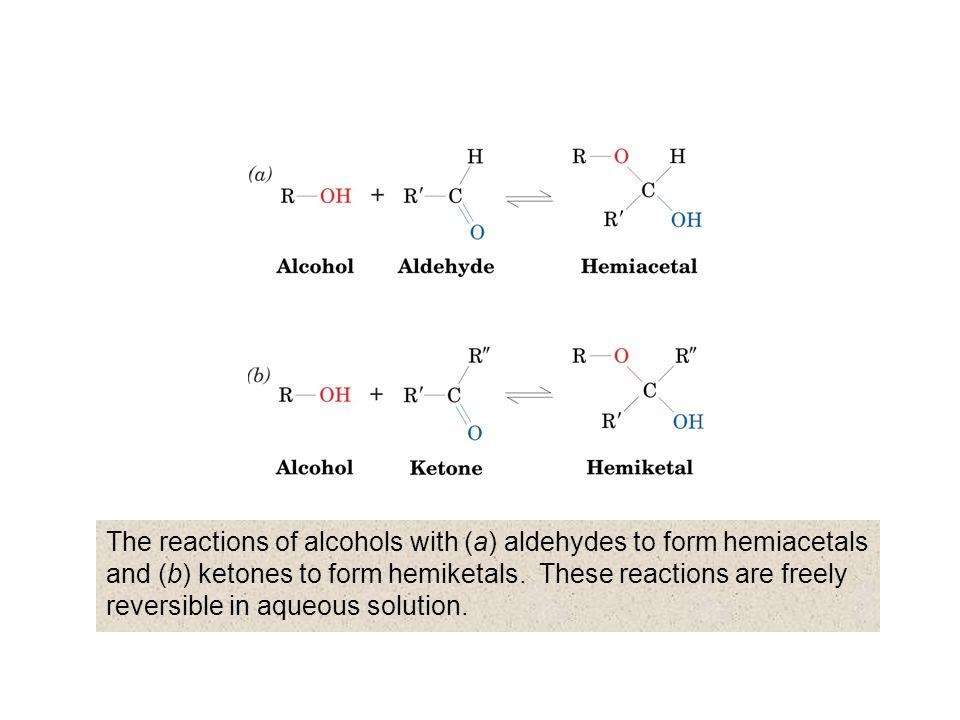 Cyclization of hexoses: anomerization