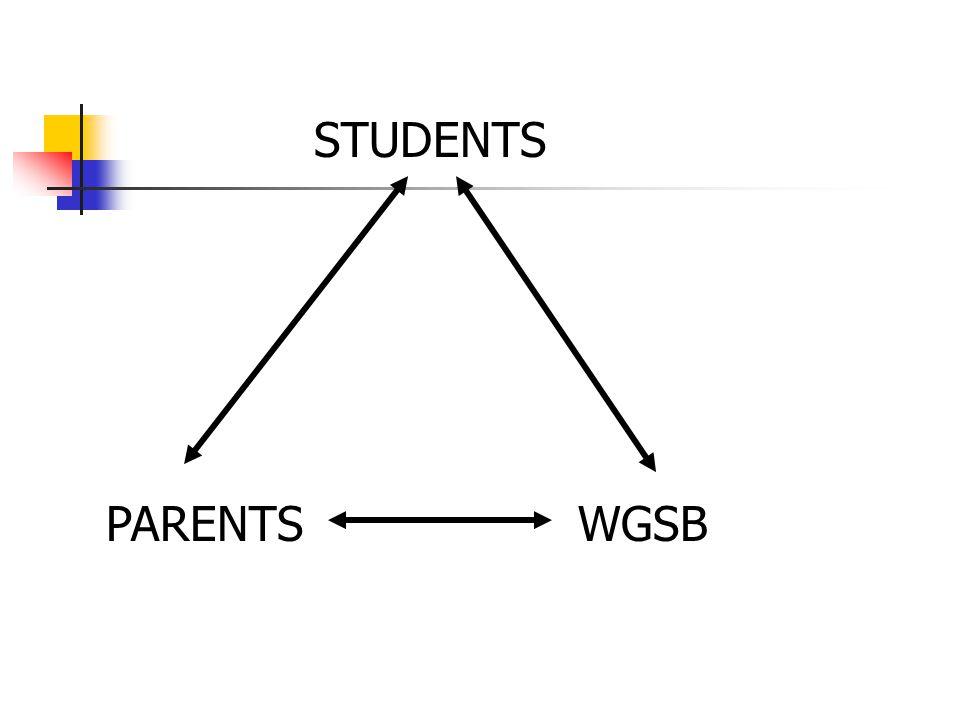 STUDENTS PARENTSWGSB