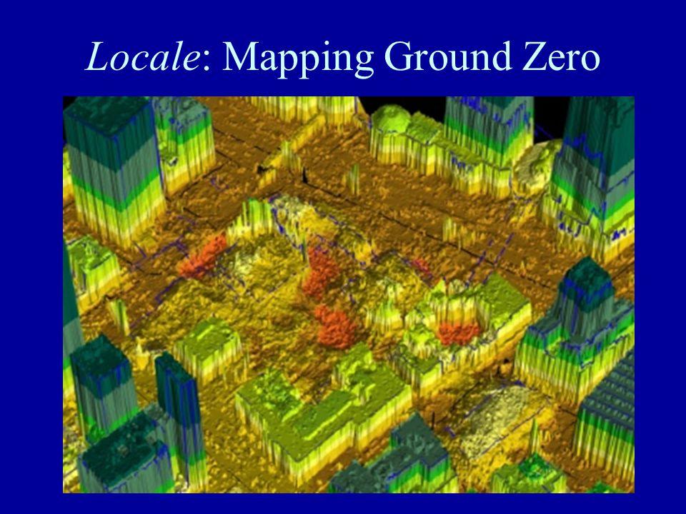 Locale: Mapping Ground Zero