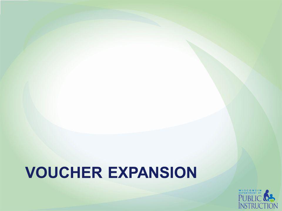 VOUCHER EXPANSION