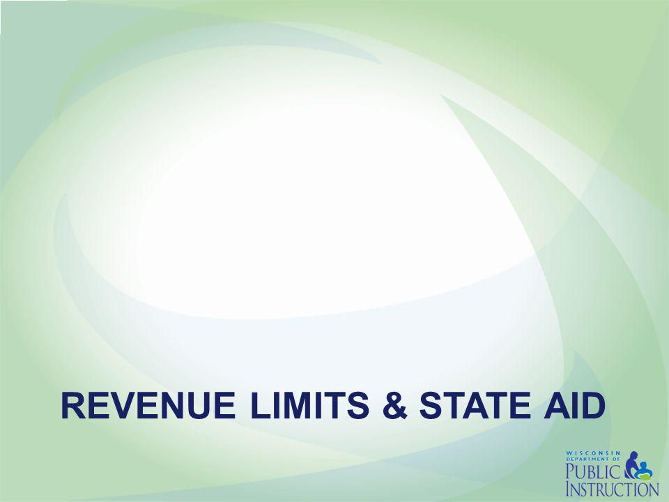 REVENUE LIMITS & STATE AID