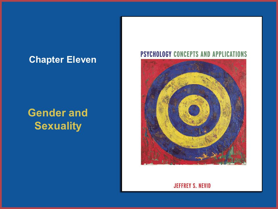 Copyright © Houghton Mifflin Company. All rights reserved. 11–1 Chapter Eleven Gender and Sexuality