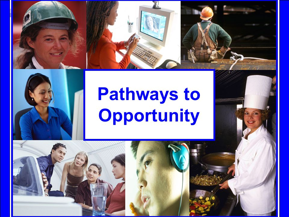 17 Pathways to Opportunity