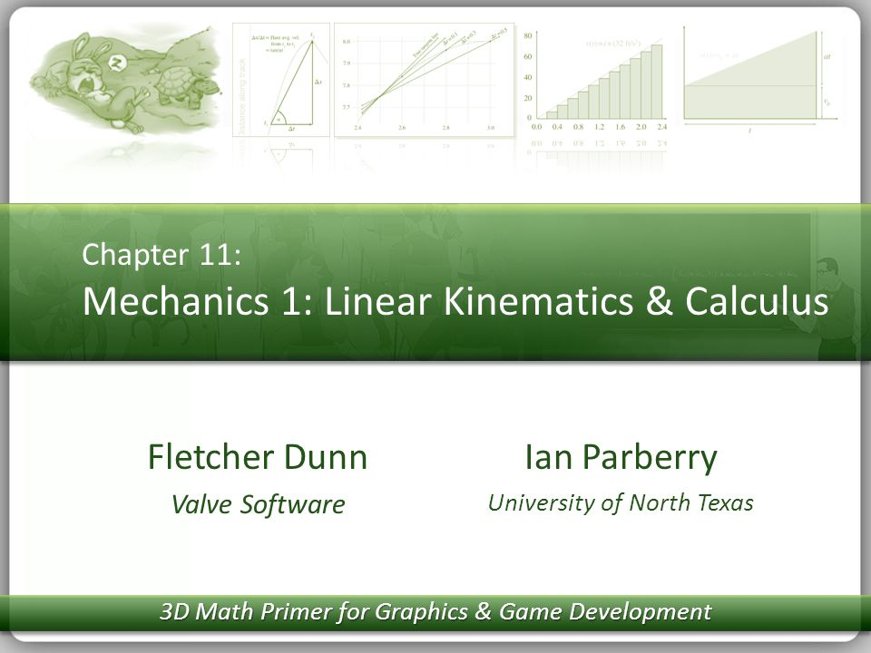 Remember This Formula Chapter 11 Notes3D Math Primer for Graphics & Game Dev42