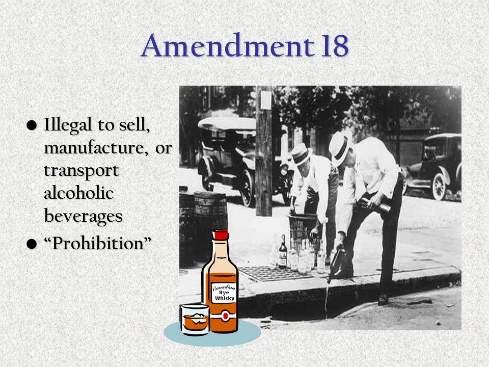 Amendment 17 2 Senators from each state are directly elected by the people 2 Senators from each state are directly elected by the people Gave people a