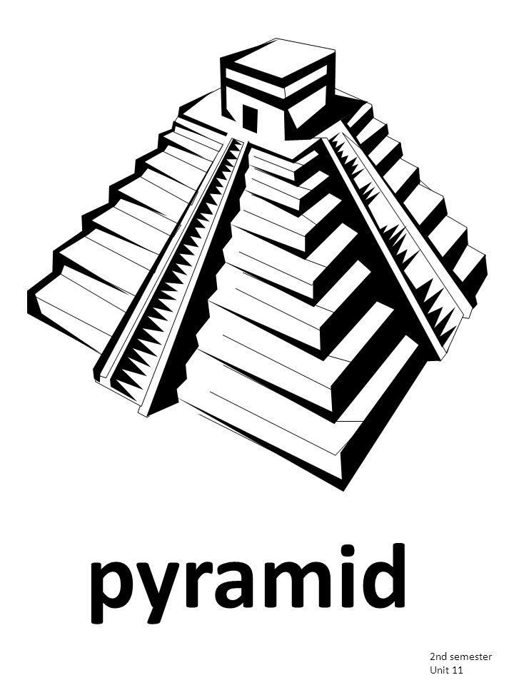 pyramid 2nd semester Unit 11