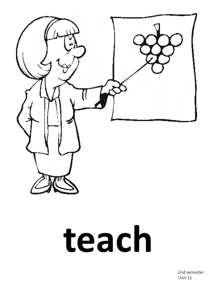 teach 2nd semester Unit 11