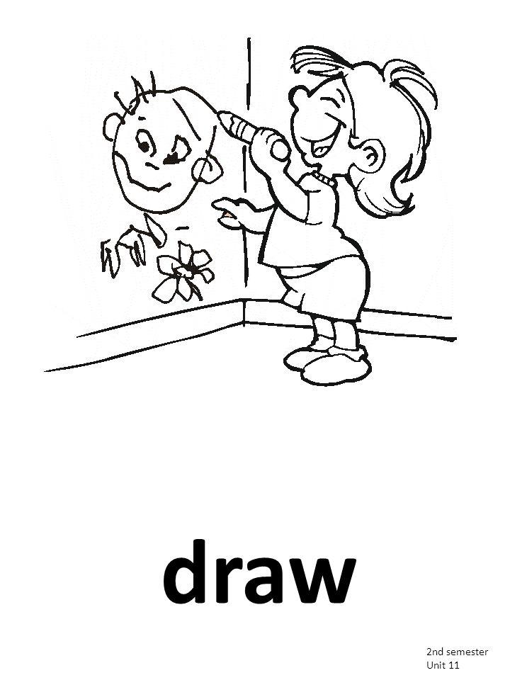 draw 2nd semester Unit 11