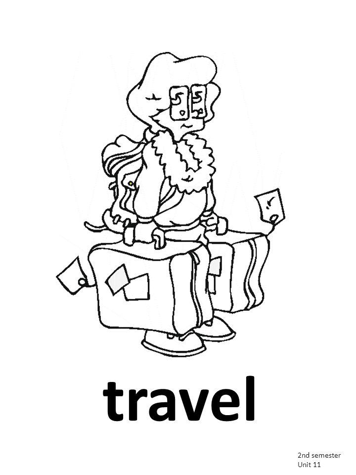 travel 2nd semester Unit 11