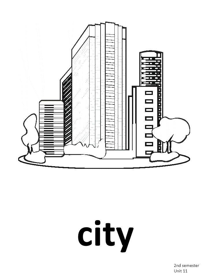 city 2nd semester Unit 11