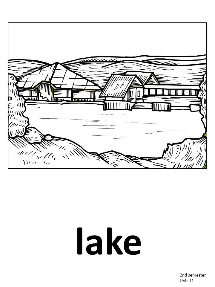 lake 2nd semester Unit 11