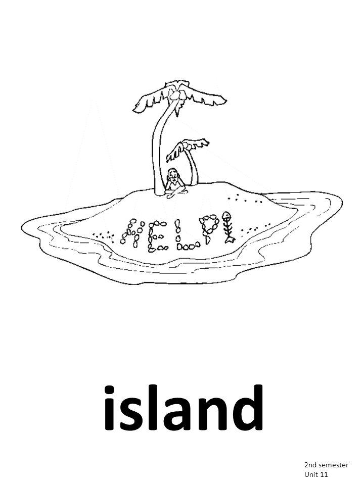 island 2nd semester Unit 11