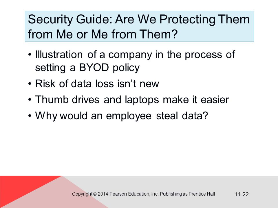 11-22 Security Guide: Are We Protecting Them from Me or Me from Them.