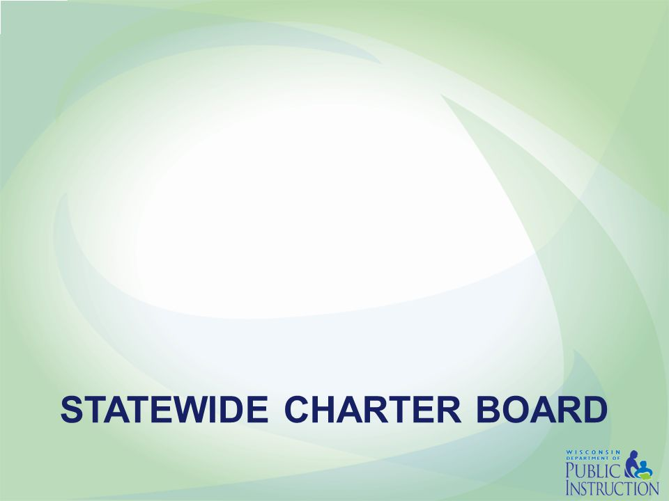 STATEWIDE CHARTER BOARD