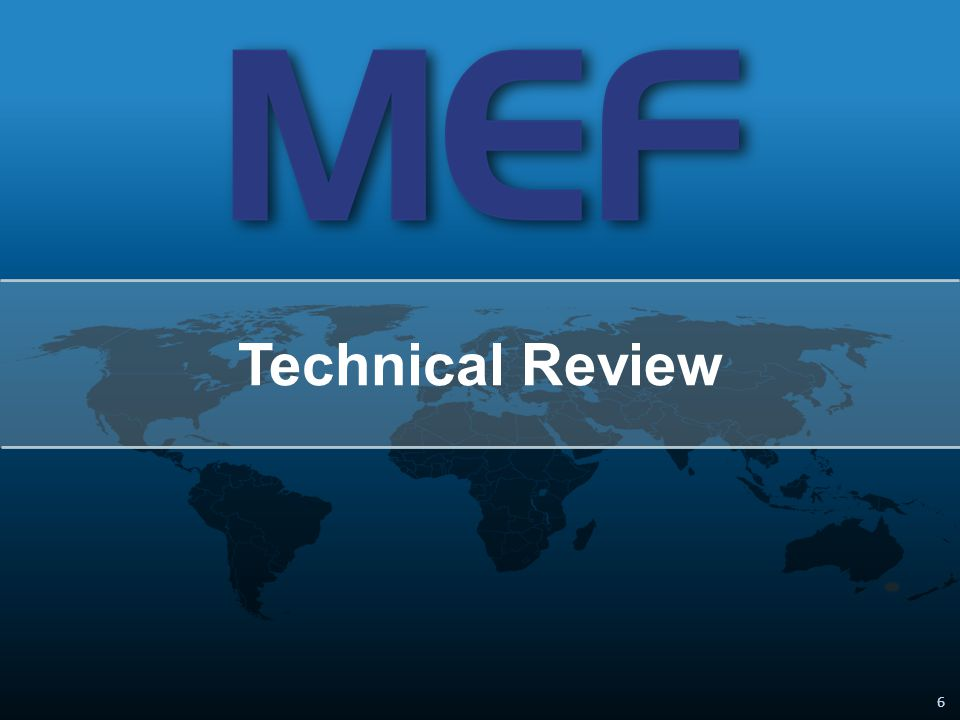 17 MEF 20 Summary MEF 20's scope and new management functions will –Accelerate deployment –Reduce OpEx and accelerate revenue for service providers –Bring increased customer satisfaction –Provide new opportunities for equipment manufacturers MEF 20 is a timely addition given the rapid growth of Carrier Ethernet in the market