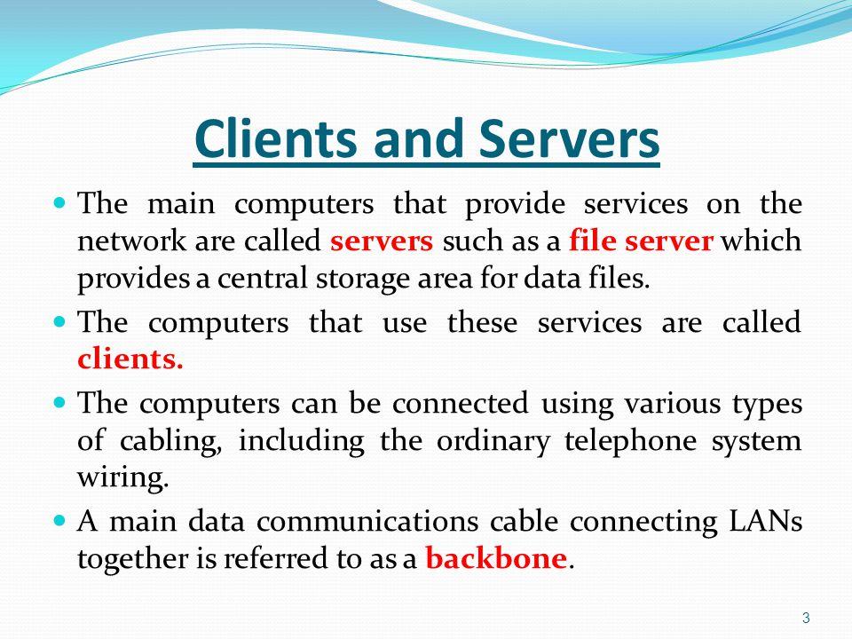 14 Unit 11: Networks Starter 1, 2