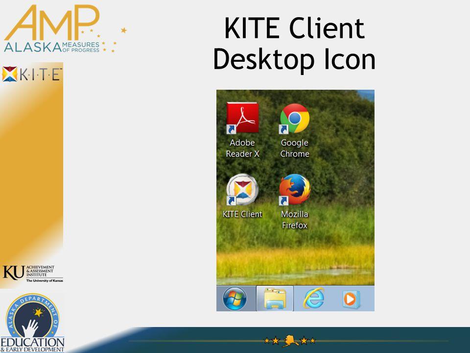 KITE Client Desktop Icon
