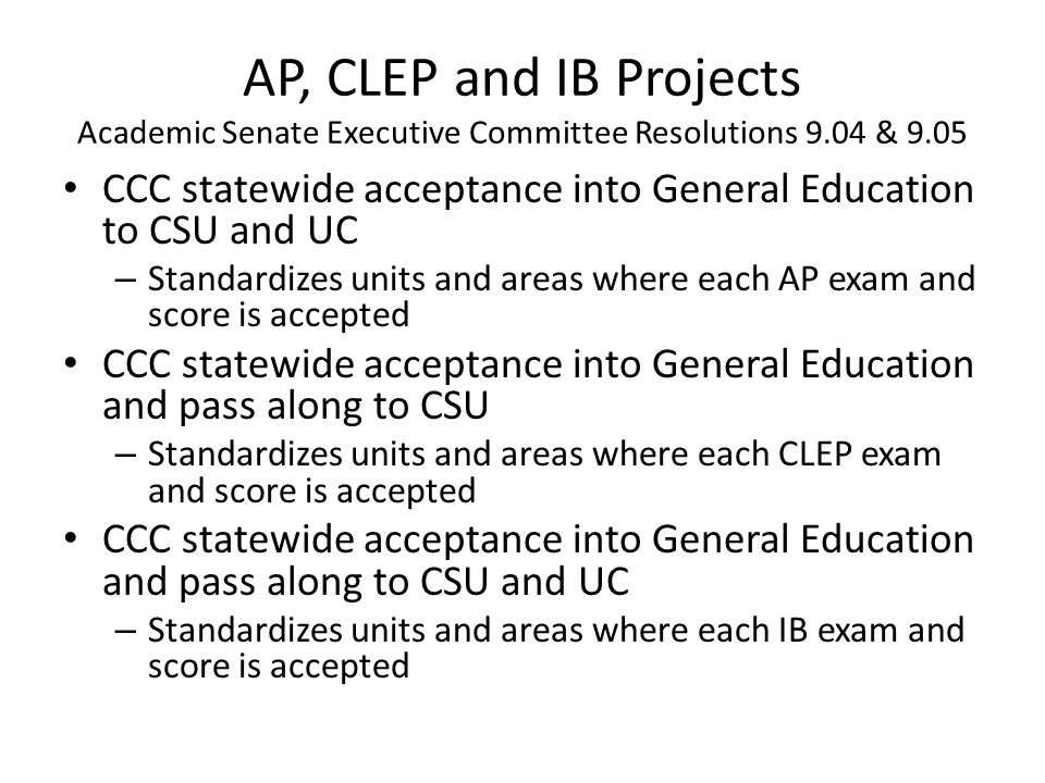 SB 1440 Establishes requirements for an AA/AS degree for transfer not to exceed 60 lower division units using CSU-GE or IGETC + 18 unit emphasis and 2.0 gpa.