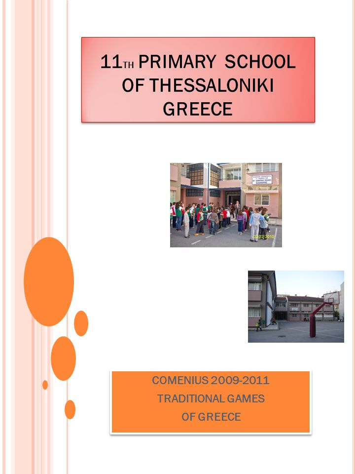 The importance of games in Greek society Games have been very significant in Greek society.