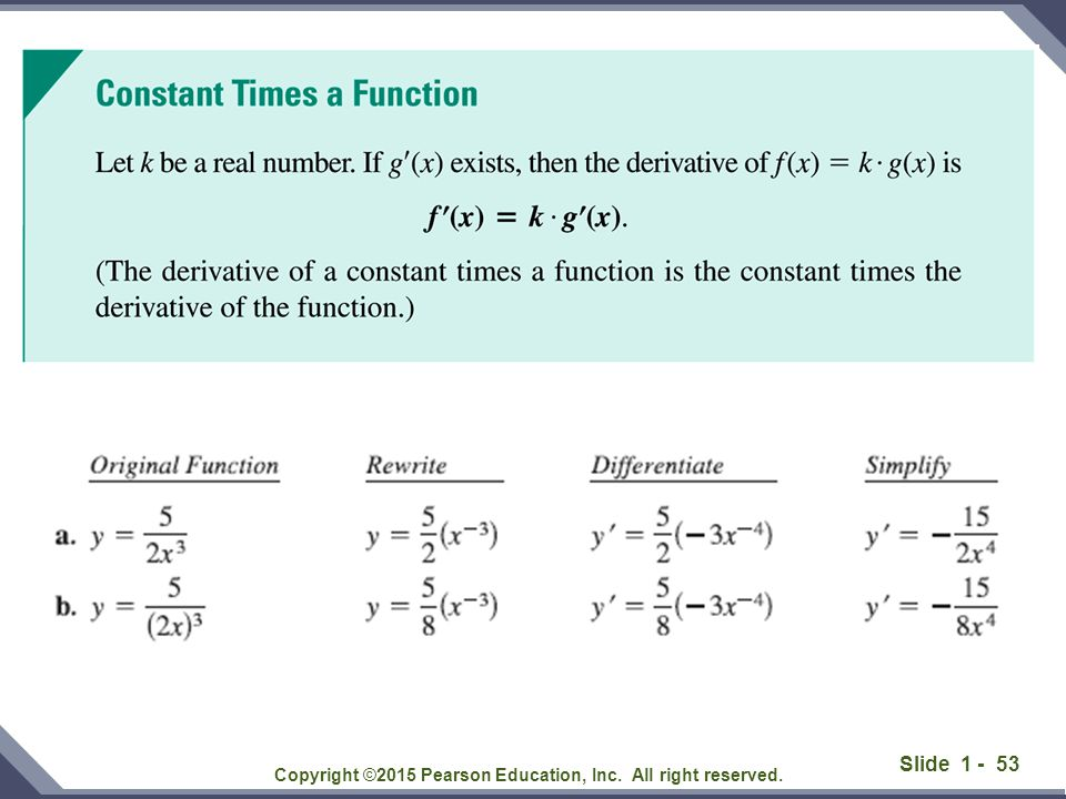 Slide 1 - 54 Copyright ©2015 Pearson Education, Inc. All right reserved.