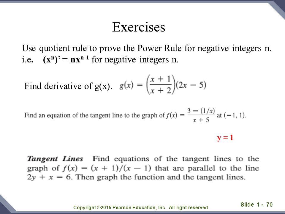 Slide 1 - 71 Copyright ©2015 Pearson Education, Inc.
