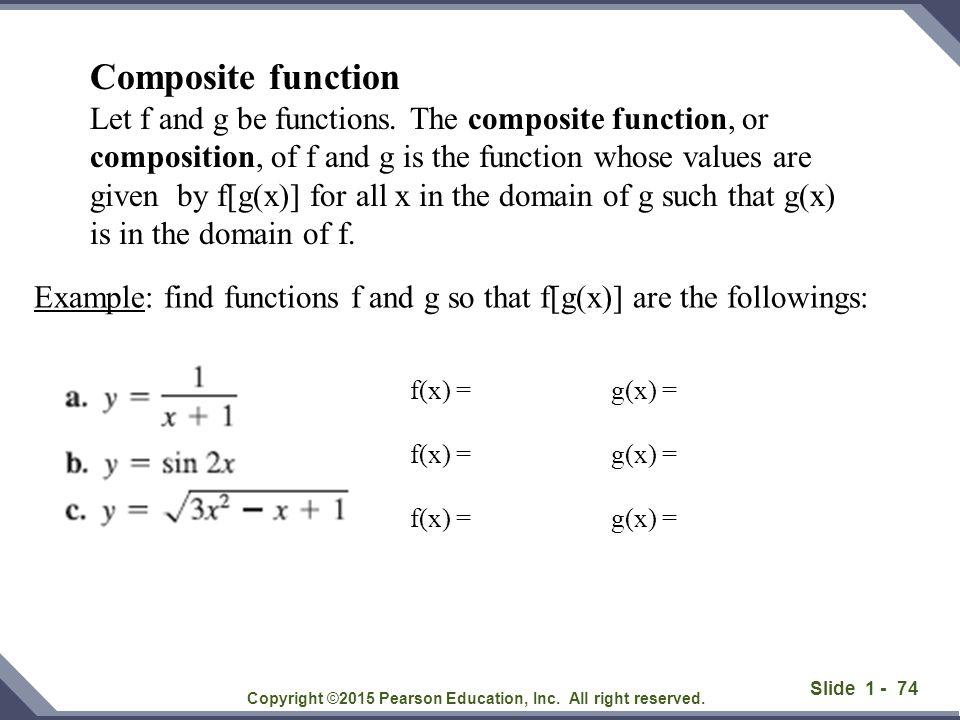 Slide 1 - 75 Copyright ©2015 Pearson Education, Inc.