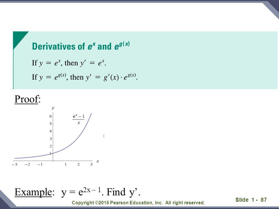 Slide 1 - 88 Solution: Copyright ©2015 Pearson Education, Inc.