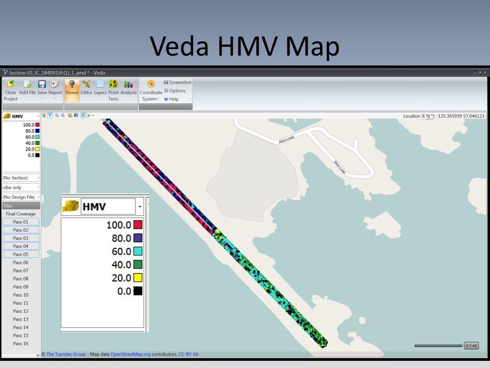 Veda HMV Map
