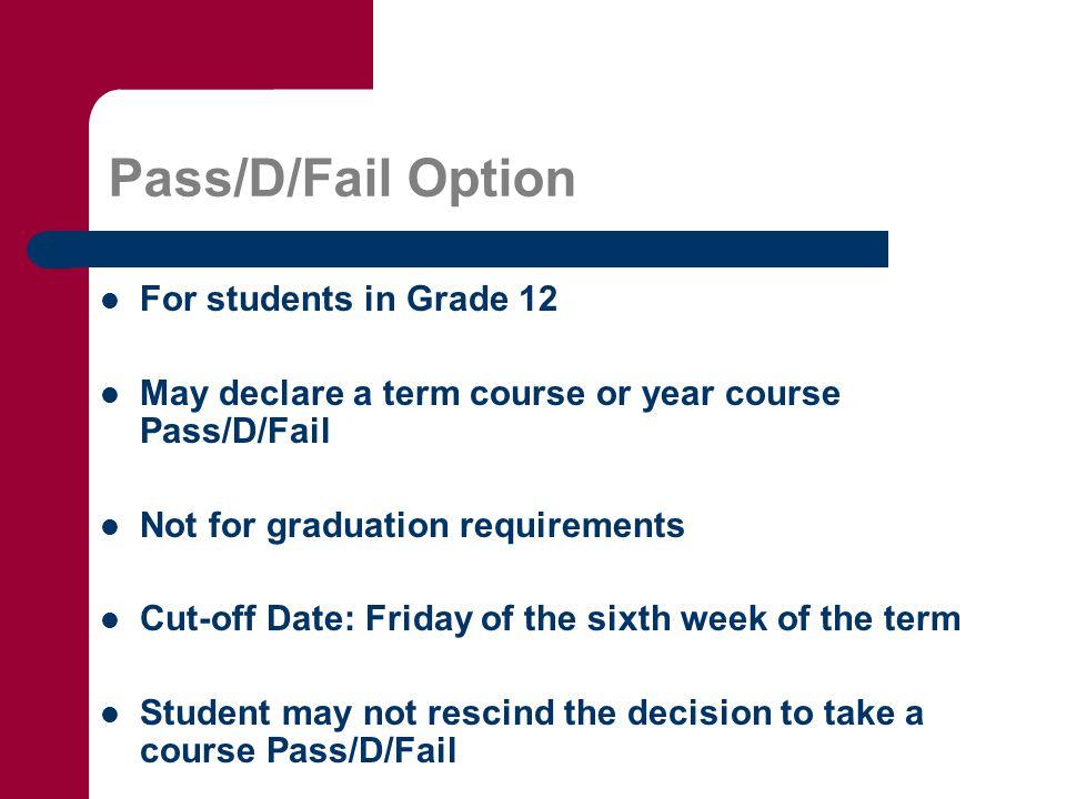 Outside Semester/Year Programs, p.