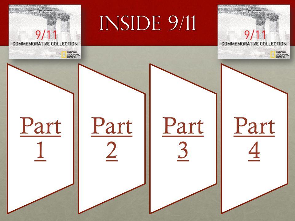 Inside 9/11 Part 1 Part 2 Part 3 Part 4