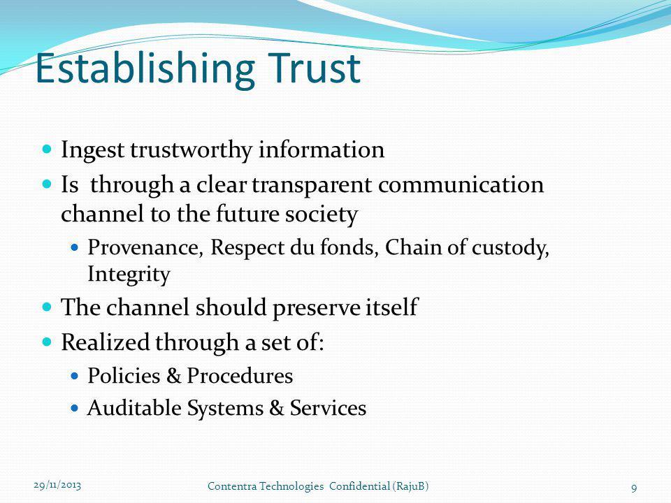Questions 29/11/2013 Contentra Technologies Confidential (RajuB)30