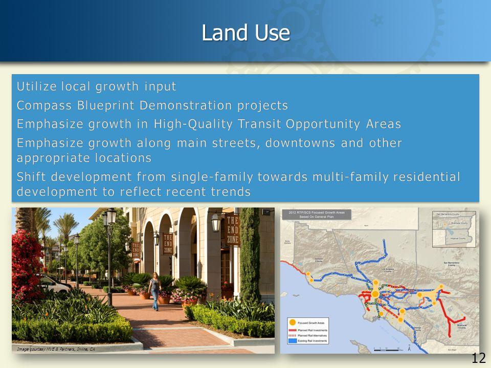 12 Land Use Image courtesy MVE & Partners, Irvine, CA 12