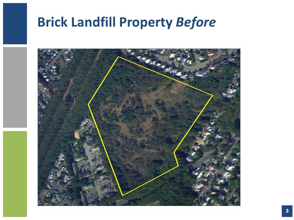 Brick Landfill Property Before 3