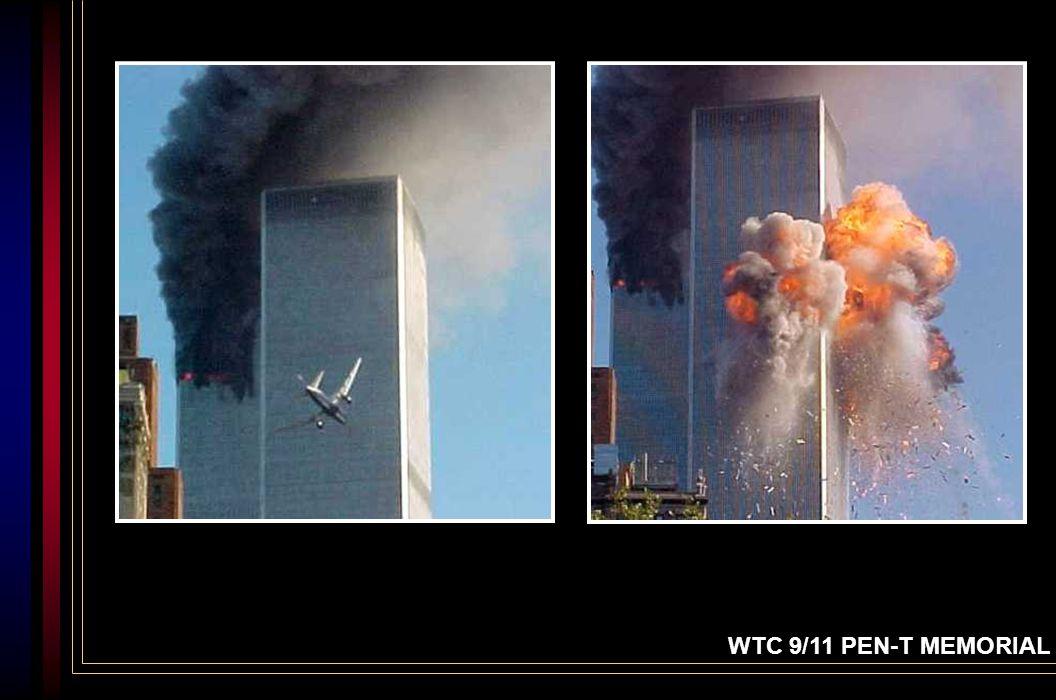 WTC 9/11 PEN-T MEMORIAL