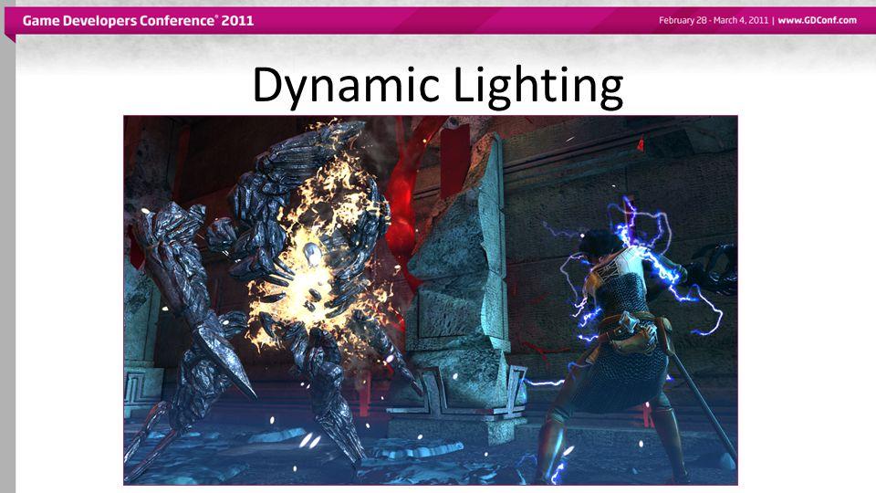 Dynamic Lighting