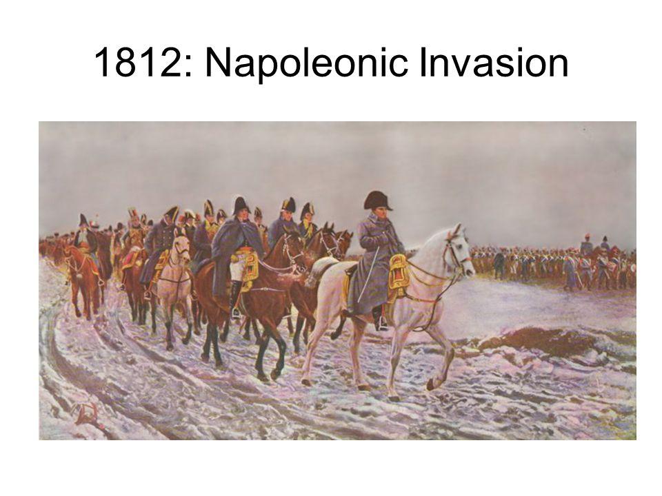 1812: Napoleonic Invasion