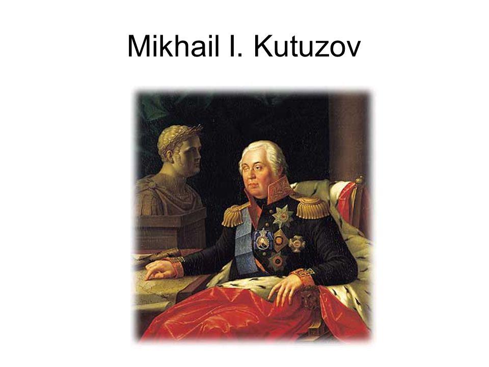 Mikhail I. Kutuzov