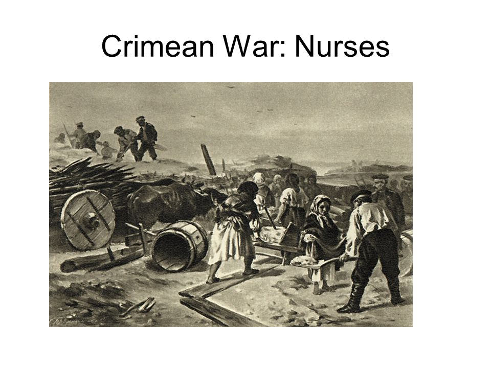 Crimean War: Nurses