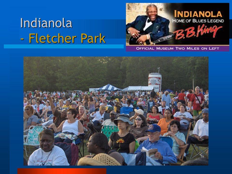 Indianola - Fletcher Park