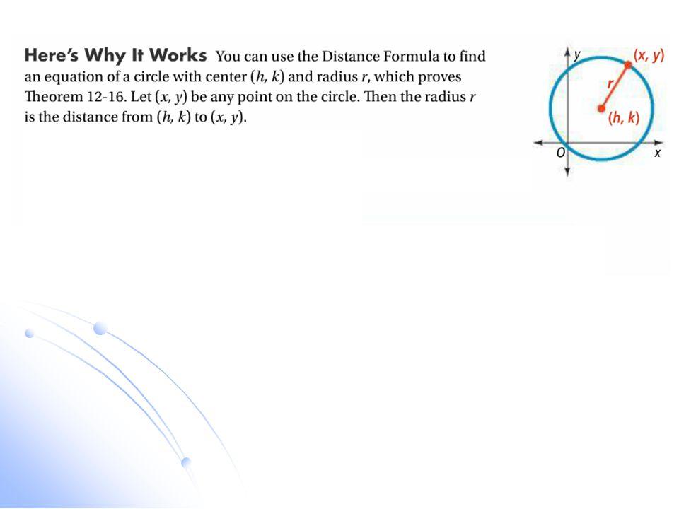 A.A. center (–2, –3); r = 7 B. B. center (–2, –3); r = 49 C.