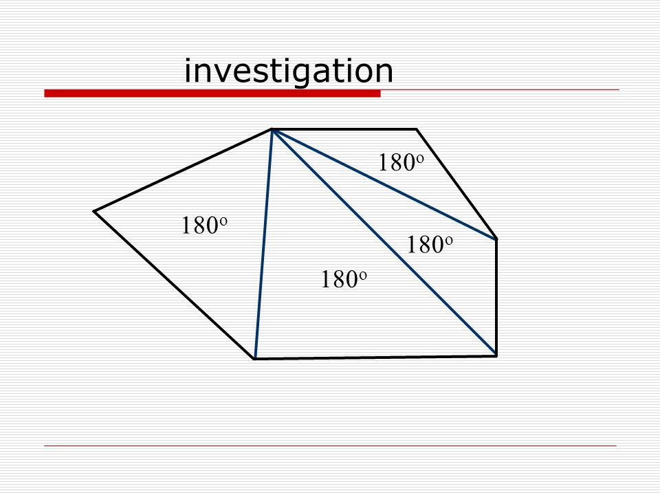 corollary Regular Polygon Exterior Angle The measure of each exterior angle of a regular polygon is