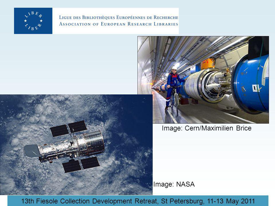 Image: Cern/Maximilien Brice Image: NASA