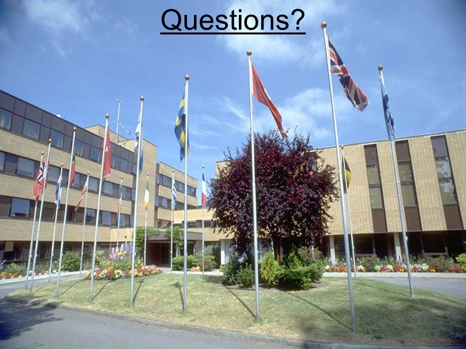CLIMAG Meeting Geneva, 11 May 2005 Questions