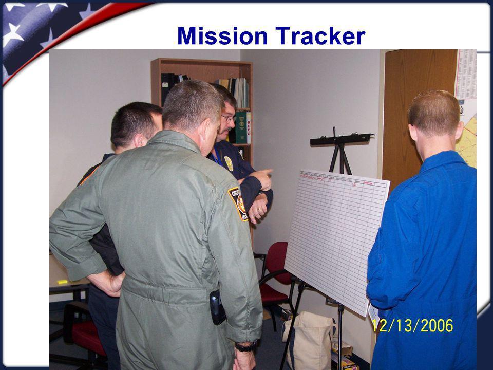 Mission Tracker