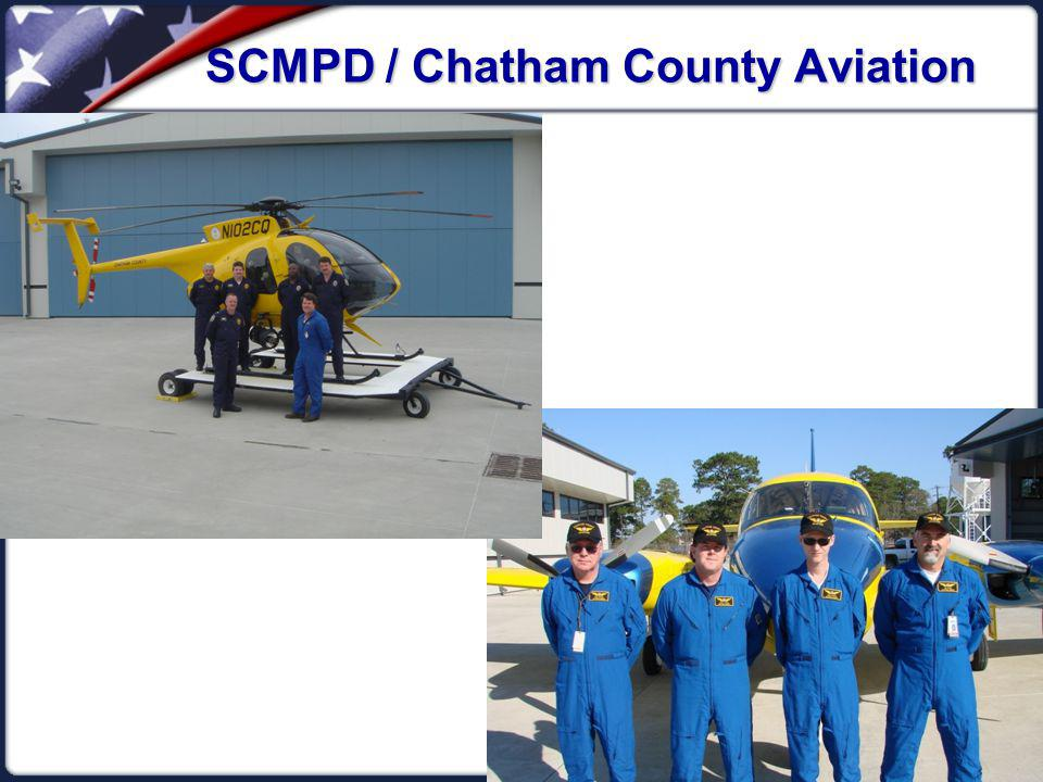 SCMPD / Chatham County Aviation