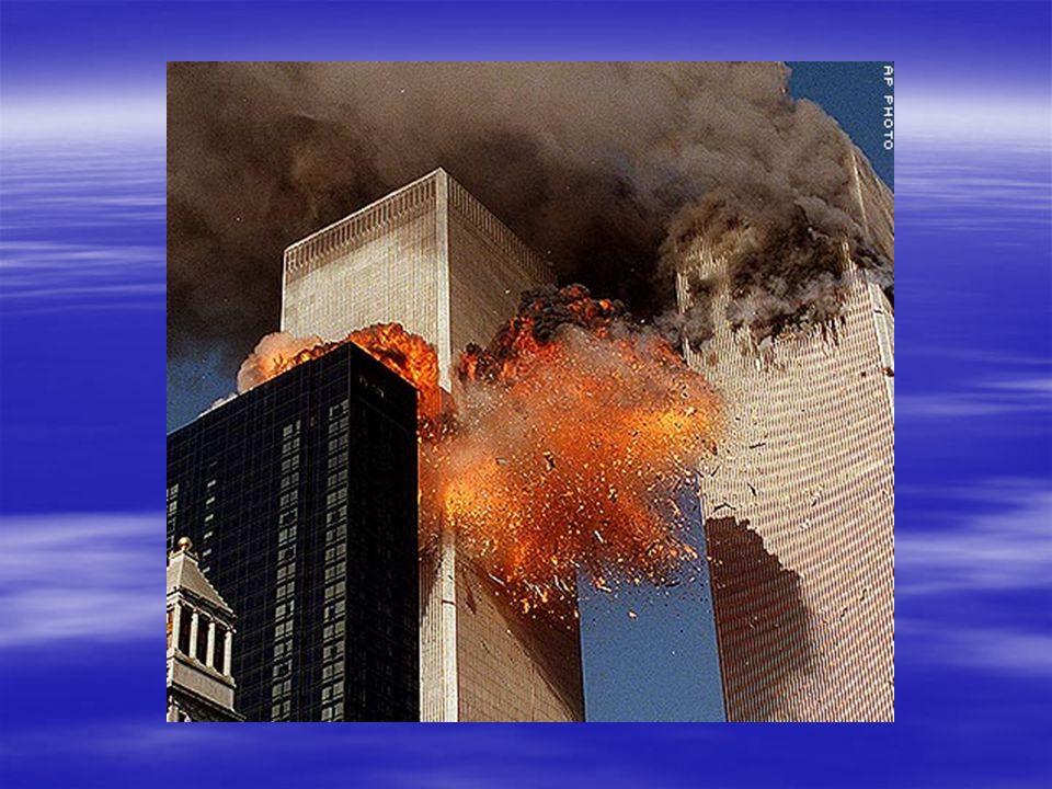 Both Towers - Burning