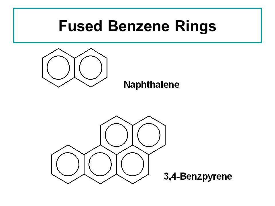 Fused Benzene Rings