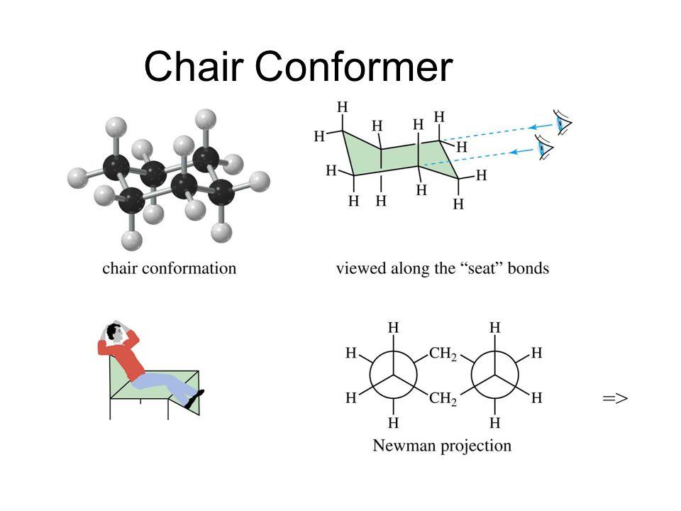 Chair Conformer =>