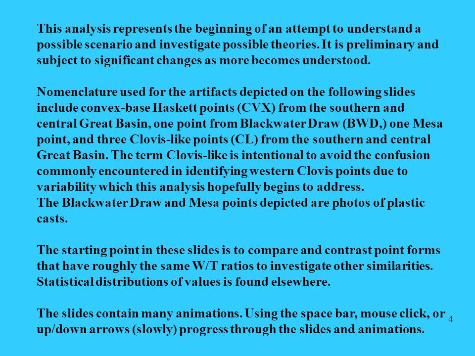 This analysis represents the beginning of an attempt to understand a possible scenario and investigate possible theories.
