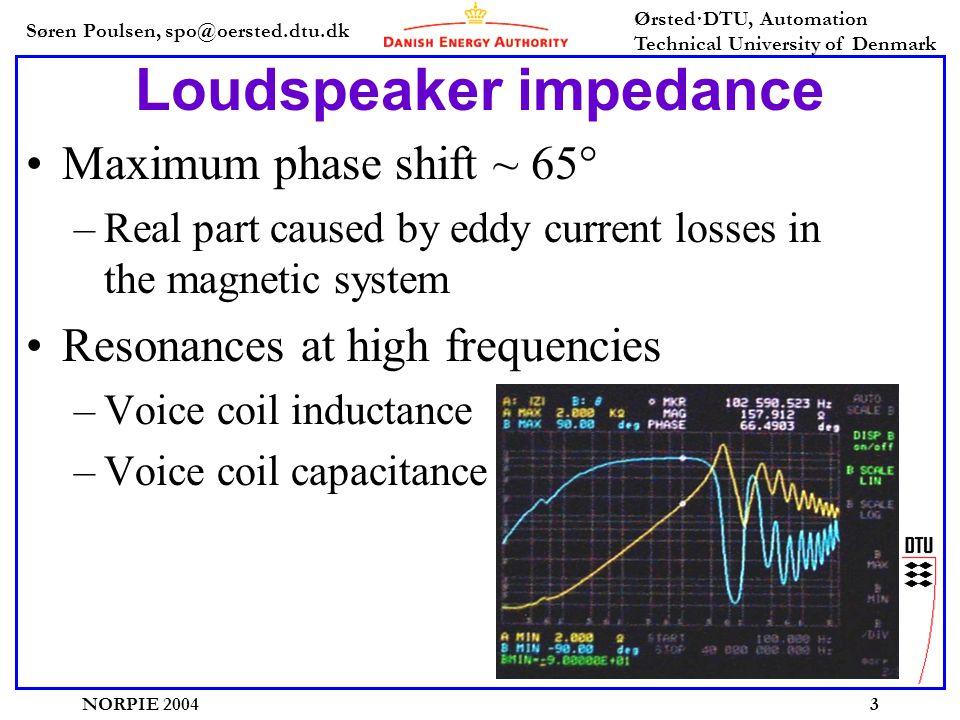 Søren Poulsen, spo@oersted.dtu.dk Ørsted·DTU, Automation Technical University of Denmark NORPIE 20044 PWM modulation schemes 2-level modulation 3-level modulation